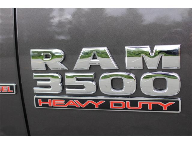 2018 RAM 3500 Laramie (Stk: G172290) in Courtenay - Image 23 of 30