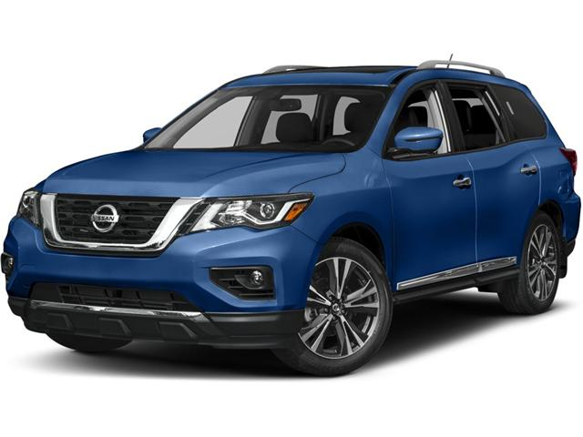2018 Nissan Pathfinder SL Premium (Stk: N86-9810) in Chilliwack - Image 1 of 1