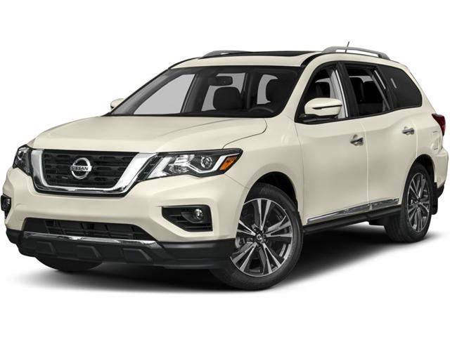 2018 Nissan Pathfinder Platinum (Stk: N86-0117) in Chilliwack - Image 1 of 1