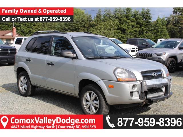 2009 Hyundai Tucson GL (Stk: D591827A) in Courtenay - Image 1 of 11