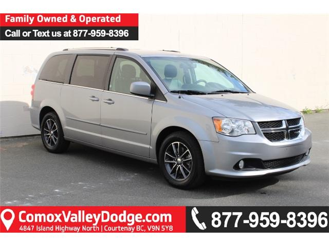 2017 Dodge Grand Caravan CVP/SXT (Stk: R624025) in Courtenay - Image 1 of 30