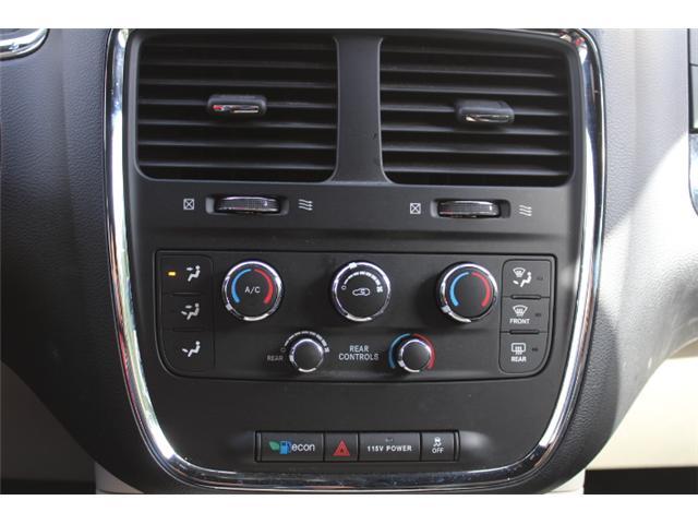 2017 Dodge Grand Caravan CVP/SXT (Stk: R624025) in Courtenay - Image 16 of 30