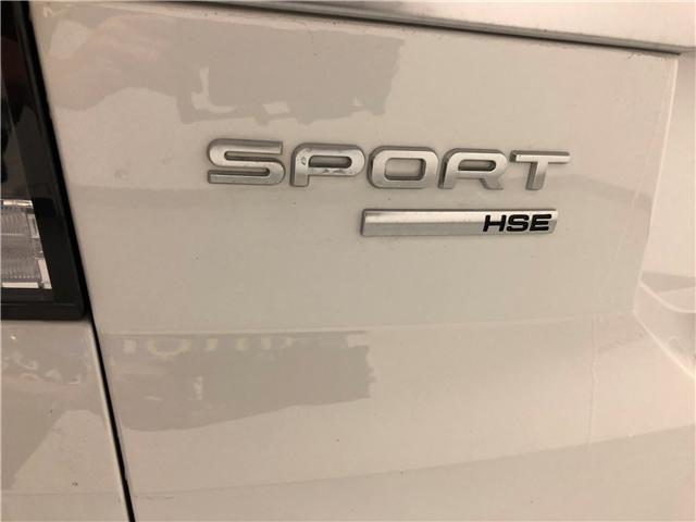 2014 Land Rover Range Rover Sport V6 SE (Stk: B9581) in Mississauga - Image 9 of 27