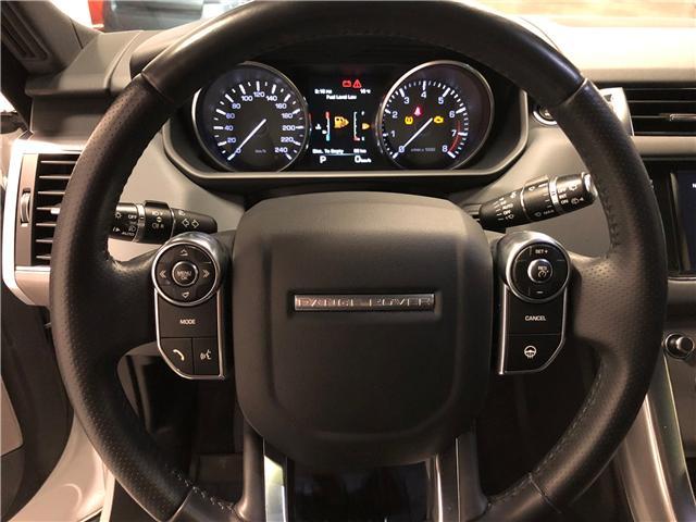 2014 Land Rover Range Rover Sport V6 SE (Stk: B9581) in Mississauga - Image 11 of 27