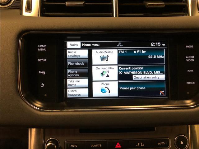 2014 Land Rover Range Rover Sport V6 SE (Stk: B9581) in Mississauga - Image 13 of 27