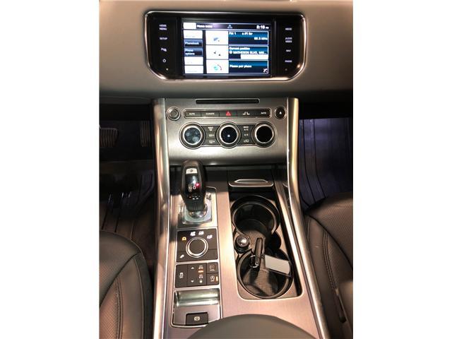 2014 Land Rover Range Rover Sport V6 SE (Stk: B9581) in Mississauga - Image 12 of 27