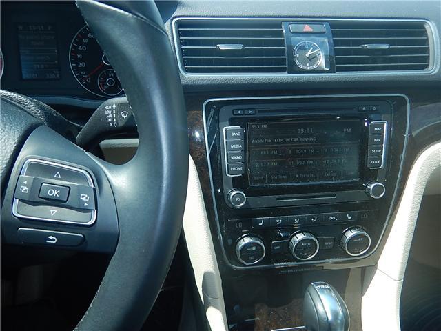 2014 Volkswagen Passat 2.0 TDI Highline (Stk: VW0691) in Surrey - Image 9 of 22