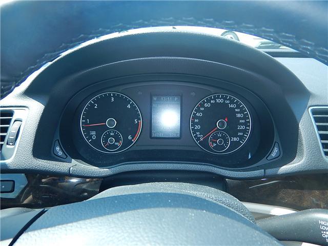 2014 Volkswagen Passat 2.0 TDI Highline (Stk: VW0691) in Surrey - Image 10 of 22