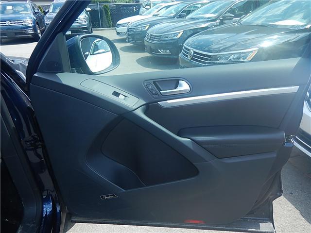 2017 Volkswagen Tiguan Comfortline (Stk: VW0694) in Surrey - Image 15 of 26