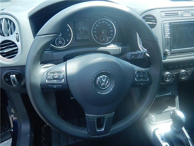 2017 Volkswagen Tiguan Comfortline (Stk: VW0694) in Surrey - Image 7 of 26