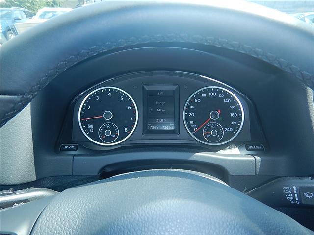 2017 Volkswagen Tiguan Comfortline (Stk: VW0694) in Surrey - Image 10 of 26