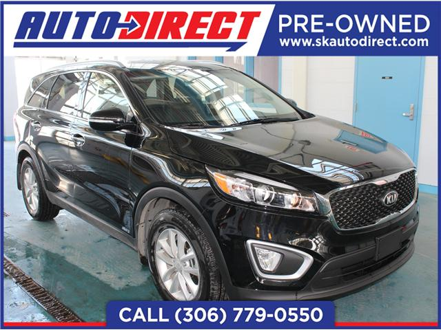 2017 Kia Sorento 2.0L LX Turbo (Stk: BB211129) in Regina - Image 1 of 15