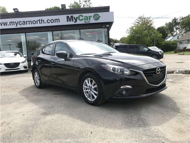 2015 Mazda Mazda3 GS (Stk: 180093) in North Bay - Image 2 of 15
