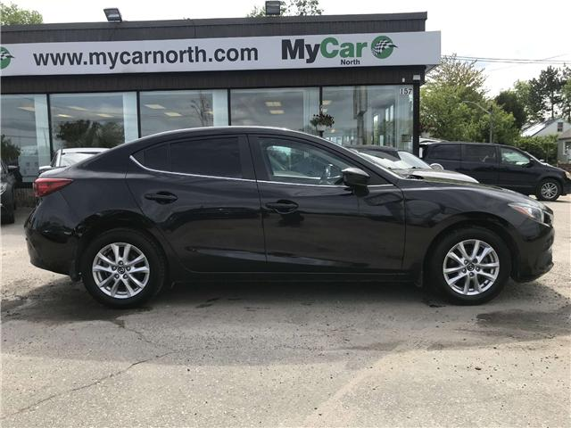 2015 Mazda Mazda3 GS (Stk: 180093) in North Bay - Image 1 of 15