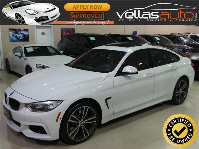 2016 BMW 435i xDrive Gran Coupe (Stk: NP4418) in Vaughan - Image 1 of 28