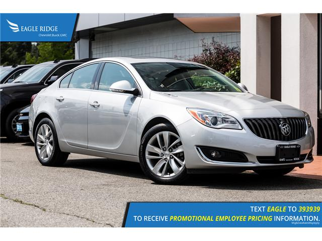 2017 Buick Regal Base (Stk: 178968) in Coquitlam - Image 1 of 19