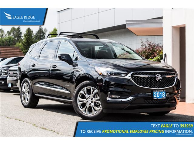 2018 Buick Enclave Avenir (Stk: 87906A) in Coquitlam - Image 1 of 26
