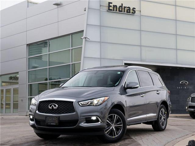 2018 Infiniti QX60 Base (Stk: 60512) in Ajax - Image 1 of 30