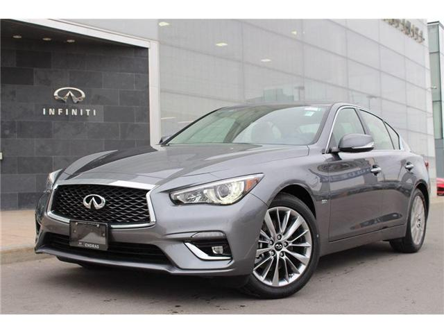 2018 Infiniti Q50 3.0t LUXE (Stk: 50471) in Ajax - Image 2 of 18