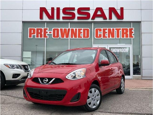 2017 Nissan Micra SV (Stk: U2967) in Scarborough - Image 1 of 23