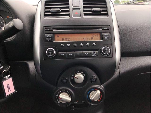 2017 Nissan Micra SV (Stk: U2967) in Scarborough - Image 19 of 23