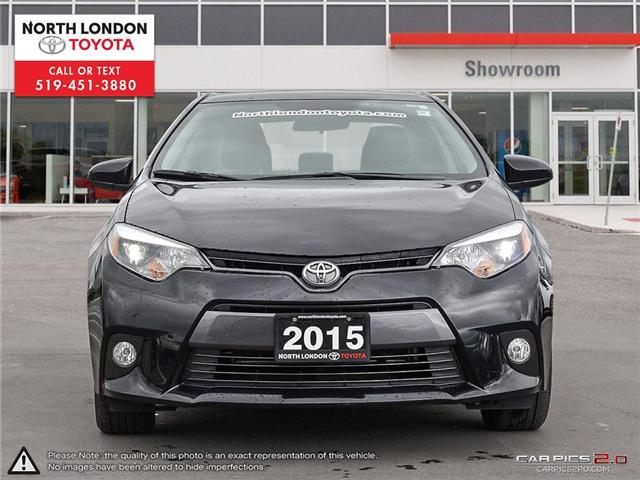 2015 Toyota Corolla LE (Stk: A218561) in London - Image 2 of 27