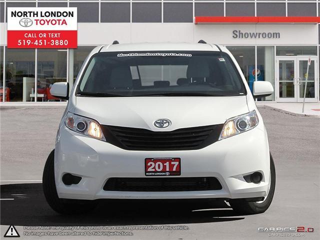 2017 Toyota Sienna 7 Passenger (Stk: U10842) in London - Image 2 of 27