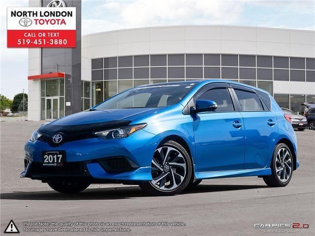 2017 Toyota Corolla iM Base (Stk: A218414) in London - Image 1 of 27