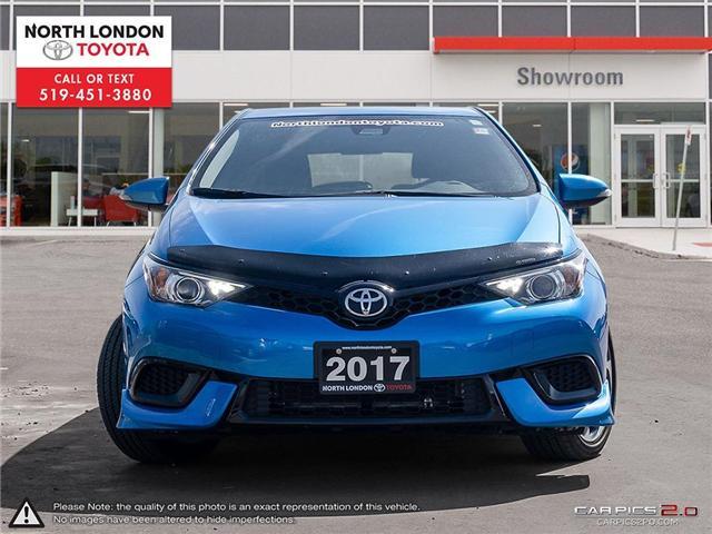 2017 Toyota Corolla iM Base (Stk: A218414) in London - Image 2 of 27