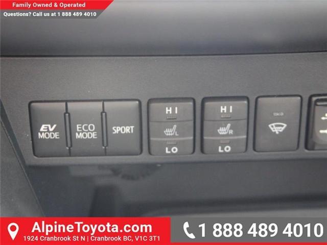 2018 Toyota RAV4 Hybrid LE+ (Stk: D216822) in Cranbrook - Image 13 of 16