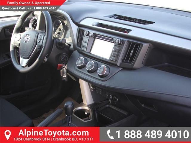 2018 Toyota RAV4 LE (Stk: W795128) in Cranbrook - Image 9 of 16