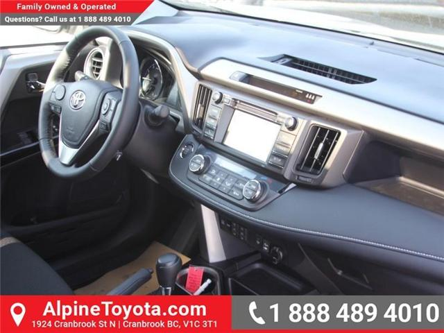 2018 Toyota RAV4 XLE (Stk: W796844) in Cranbrook - Image 10 of 17