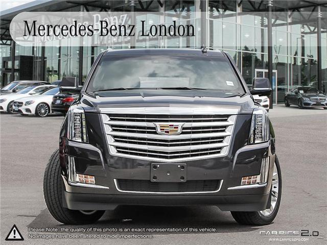 2016 Cadillac Escalade ESV Platinum (Stk: P0878A) in London - Image 2 of 27