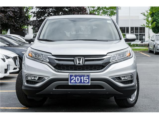 2015 Honda CR-V EX (Stk: P4377) in Mississauga - Image 2 of 20
