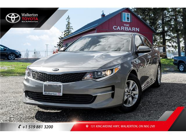 2017 Kia Optima  (Stk: L8022) in Walkerton - Image 1 of 19