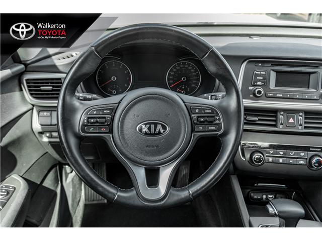 2017 Kia Optima LX (Stk: L8019) in Waterloo - Image 13 of 19