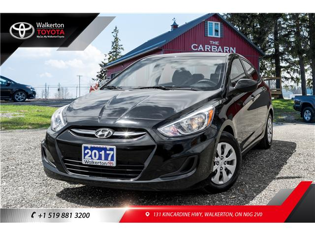 2017 Hyundai Accent  (Stk: L8024) in Walkerton - Image 1 of 20