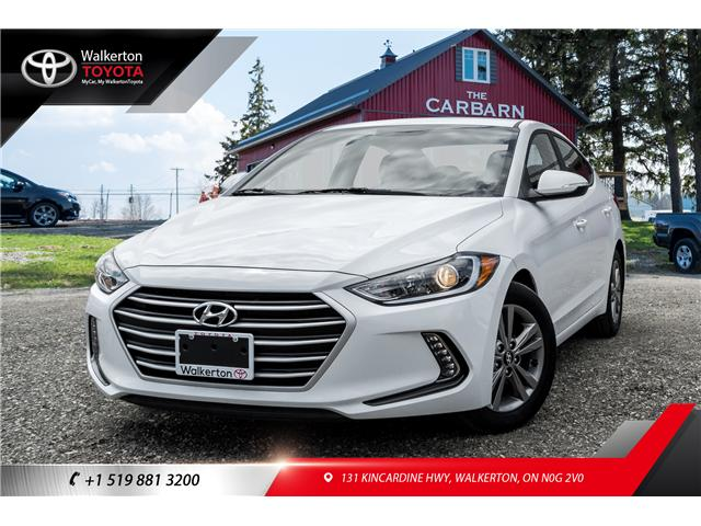 2017 Hyundai Elantra  (Stk: L8028) in Walkerton - Image 1 of 20