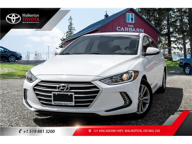 2017 Hyundai Elantra  (Stk: L8031) in Walkerton - Image 1 of 20