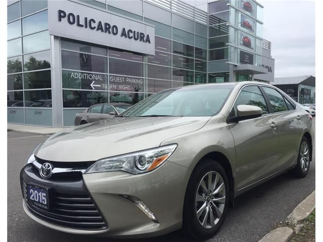 2015 Toyota Camry LE (Stk: 956362T) in Brampton - Image 1 of 3