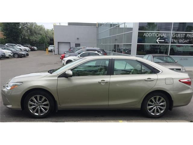 2015 Toyota Camry LE (Stk: 956362T) in Brampton - Image 2 of 3
