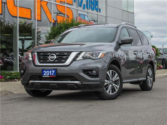 2017 Nissan Pathfinder SL (Stk: P4413) in Barrie - Image 1 of 26