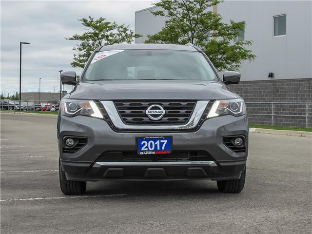 2017 Nissan Pathfinder SL (Stk: P4413) in Barrie - Image 2 of 26