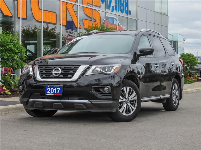 2017 Nissan Pathfinder SL (Stk: P4414) in Barrie - Image 1 of 25