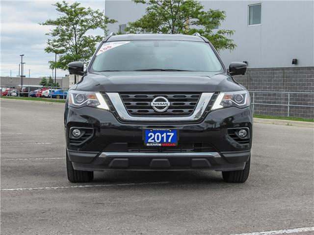 2017 Nissan Pathfinder SL (Stk: P4414) in Barrie - Image 2 of 25