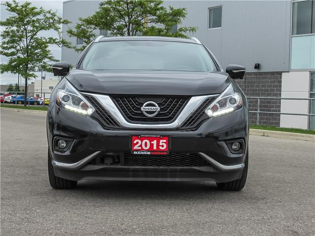 2015 Nissan Murano Platinum (Stk: P4416) in Barrie - Image 2 of 28