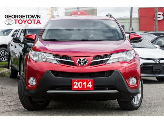 2014 Toyota RAV4 Limited (Stk: 14-53482) in Georgetown - Image 2 of 20