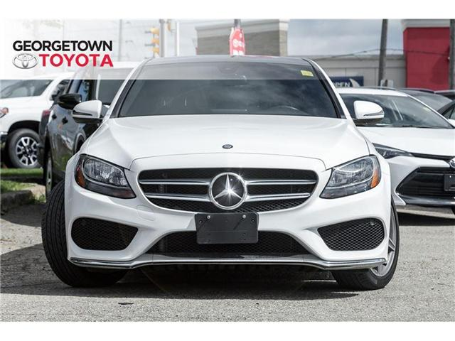 2017 Mercedes-Benz C-Class Base (Stk: 17-21749) in Georgetown - Image 2 of 20