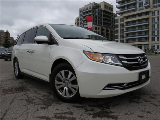 2015 Honda Odyssey EX (Stk: 190014P) in Richmond Hill - Image 1 of 10