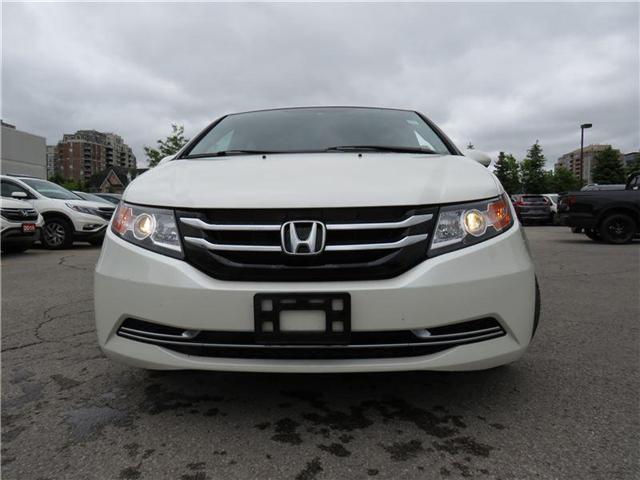 2015 Honda Odyssey EX (Stk: 190014P) in Richmond Hill - Image 2 of 10